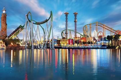 6 days and 5 nights in Orlando